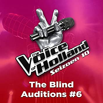 The Blind Auditions #6 (Seizoen 10)