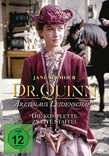 Dr. Quinn - Ärztin aus Leidenschaft Staffel 2 (Amaray) [6 DVDs]