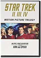 Star Trek: Motion Picture Trilogy/ [Blu-ray] [Import]