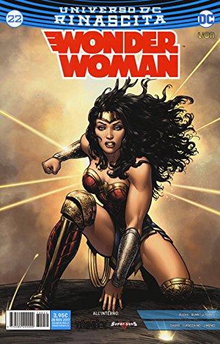 Wonder Woman (Vol. 22)