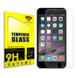 "actecom® Protector Pantalla para iPhone 6 Plus 5,5"" Mate ANTIGLARE* Cristal Vidrio Templado"