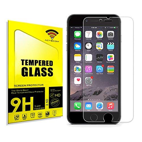 actecom® Protector Pantalla para iPhone 6 4,7