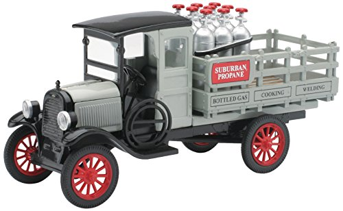 New Ray- Chevy Serie D 1TON Pick UP Truck 1923 Voiture Miniature, 55023 Ass