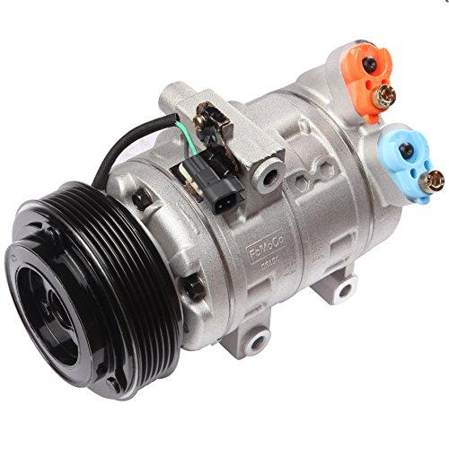 OCPTY Air Conditioner Compressor Compatible for 08 09 10 11 12 F-ord Escape M-azda Tribute M-ercury Mariner CO 11332C