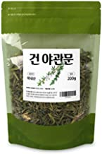 GoodDay Dried Sericea Lespedeza(Chinese Bushclover) 200g pack, Product of Korea 夜關門 야관문