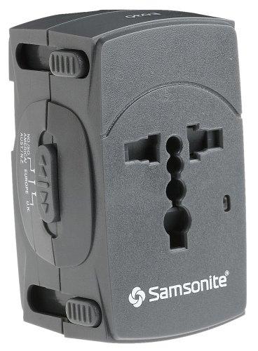 Samsonite Worldwide Adaptor Plug
