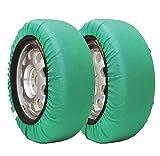 Parkprotect Cadenas Textiles para Nieve. ISSE Eco (58)