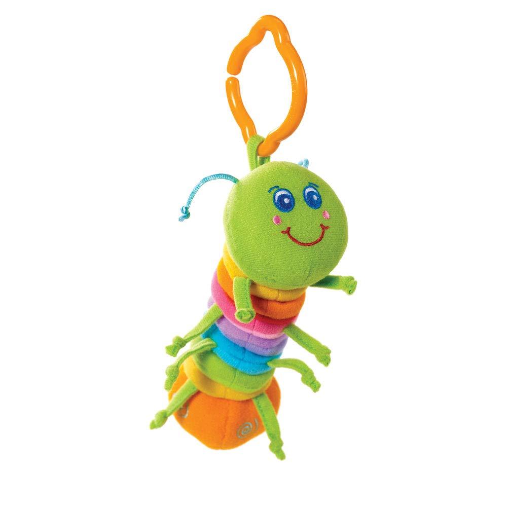Tiny Love Tiny Smarts Jittering Activity Toy, Jay