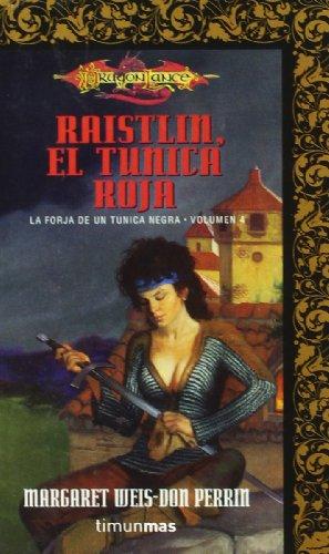 Raistlin El túnica roja nº 4/4 (No Dragonlance)