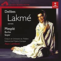 Delibes: Lakme by L. Delibes (2008-01-13)