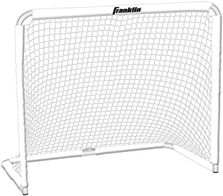 Franklin Sports Steel Goal - All Sport Soccer, Lacrosse Field Hockey and Street Hockey Goal - 50