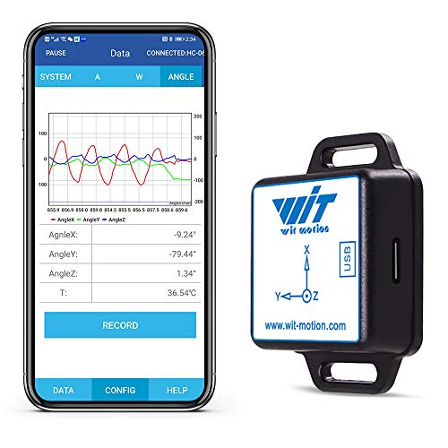 Arduino Con Bluetooth  marca WITMOTION