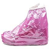 YLY Copriscarpe da Pioggia e Neve alla Moda per i Bambini, Proteggere Le tue Scarpe (Abbigliamento)