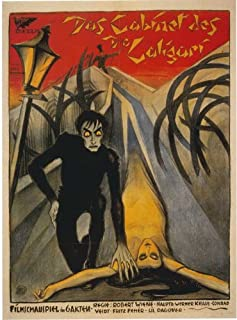 Best the cabinet of dr caligari poster Reviews