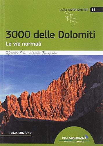 I 3000 delle Dolomiti. Le vie normali