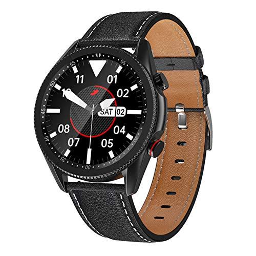 Smart Watch M98 Nuevos Hombres Y Mujeres Deportes Aptitud Aptitud Pulsera Tarifa Cardíaca Bluetooth Call Reproductor De Música Android iOS,D