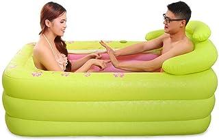 Bathroom Supplies/Inflatable Bathtub 150 * 80cm Adult Household Thickening Outsized Portable Folding Bathtub Insulation Du...