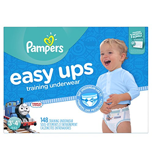 Pampers Easy Ups Training Pants | Amazon