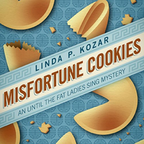 Misfortune Cookies audiobook cover art