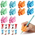 Mr. Pen- Pencil Grips for Kids Handwriting, Pencil Grips, Pack of 10, Pencil Grip, Kids Pencils Grip, School Supplies, Grip Pencils for Kids, School Supplies for Kids, Pencil Holder for Kids, Pen Grip