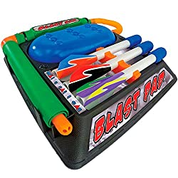 Best Toys for 9 year Old Boys-Marky Sparky Blast Pad Rocket Launcher