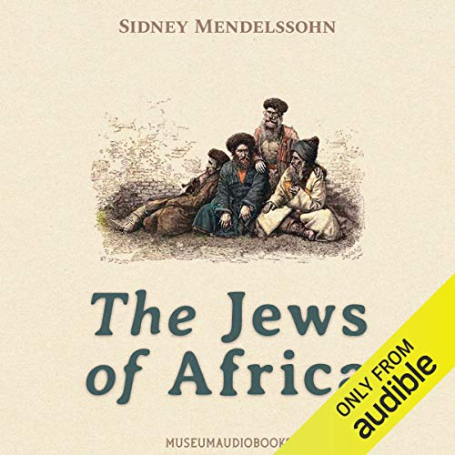 『The Jews of Africa』のカバーアート