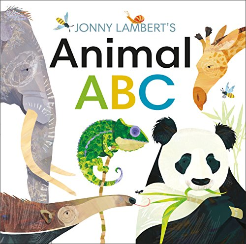 Jonny Lambert's Animal ABC (Jonny Lambert Illustrated)