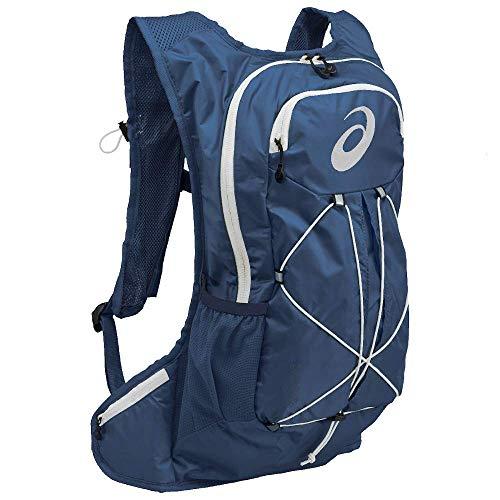 ASICS Lightweight Running Backpack, Grand Shark/Glacier