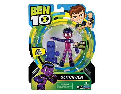 Ben 10 BEN35610 Action Figure di Glitch Ben