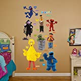 Fathead Sesame Street: Collection-X-Large Officially Licensed Removable Wall Decal