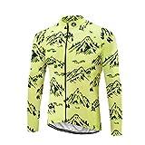 Uglyfrog Jerseys de Ciclismo de Invierno para Mujeres Trajes de Ciclismo de...