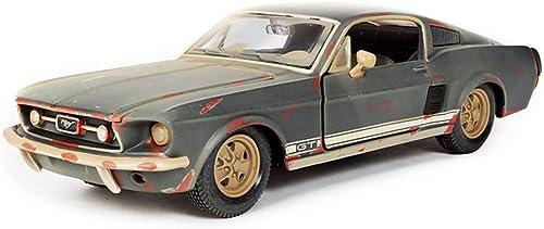 precio mas barato WOYQS WOYQS WOYQS Vintage Car Model 1 24 Scale Modelo De Colección Exclusivo For hombres, Muscle Car Race Kits De Modelos De Autos For Construir Colección de Regalos  servicio honesto