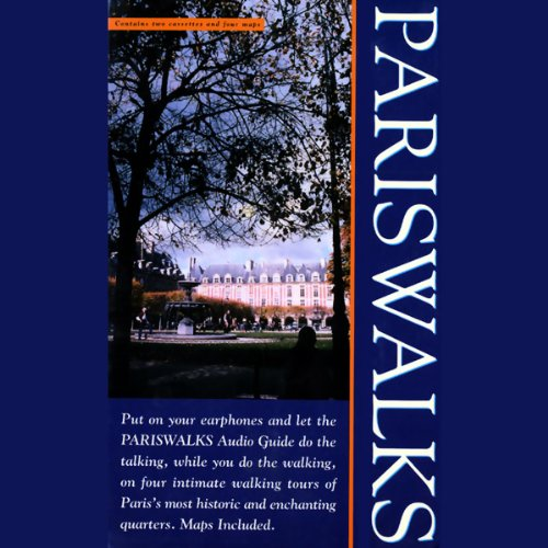 Pariswalks audiobook cover art