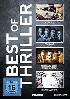 Best of Thriller: Bank Job / Cop Land / Gone Baby Gone - Kein Kinderspiel / Die Vorahnung [4 DVDs]