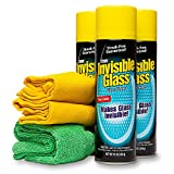 Invisible Glass Premium Glass Cleaning Kit, 99011