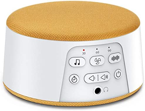 White Noise Machine UNEGROUP Sound Machine for Sleeping Relaxation 29 HiFi Soothing Nature Sound product image