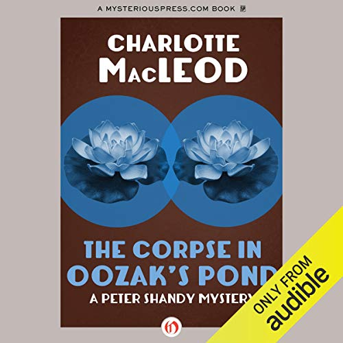 The Corpse in Oozak's Pond audiobook cover art