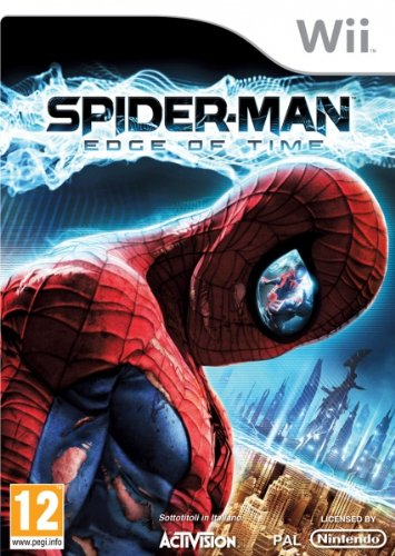 Spider Man - Edge of Time SAS (Wii) [Edizione: Regno Unito]