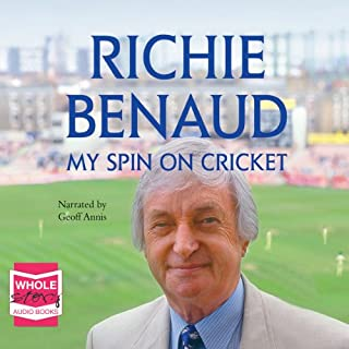 My Spin on Cricket cover art