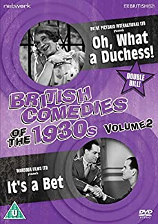 British Comedies Of The 1930s - Volume 2