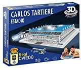 Eleven Force-EF-14092 Real Oviedo Puzzle 3D, Color (14092)