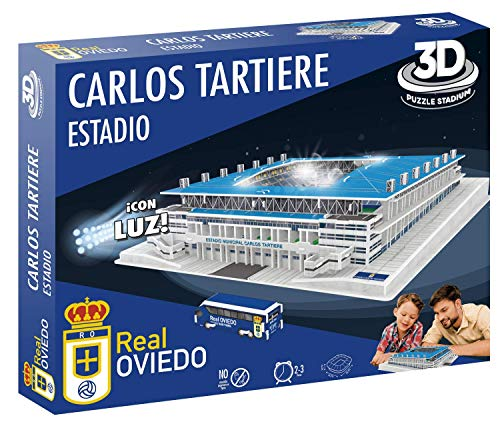 Eleven Force Real Oviedo Puzzle 3D (14092)