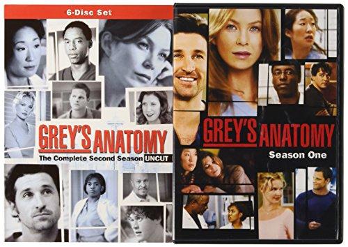 Grey's Anatomy Starter Bundle (Season 1 and 2)