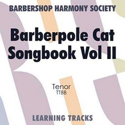 Barbershop Barberpole Cat II Learning Tracks (Tenor)