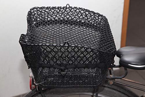 B'TWIN Fahrrad-Gepäcknetz (M/L)