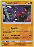 Garchomp - 62/131 - Holo Rare - Forbidden Light