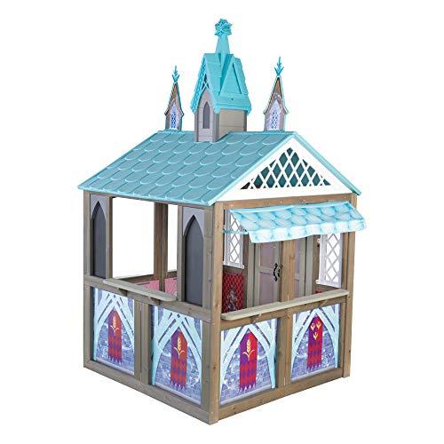 KidKraft Disney Frozen Themed Wooden Playhouse