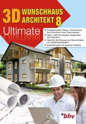 3D Wunschhaus Architekt 8 Ultimate