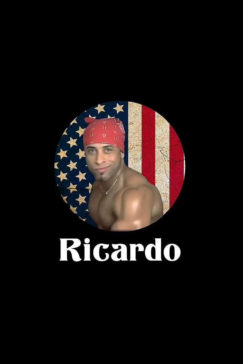 使用法バリー行うRicardo: Ricardo Milos Journal, Funny Notebook , Sexy Dancer, Funny Gift 120 pag.
