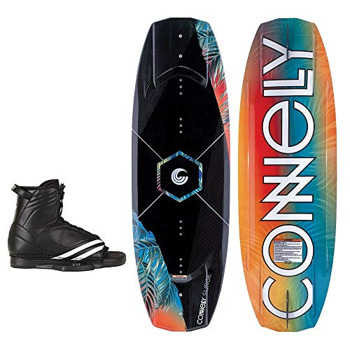 CWB Connelly Surge Kids Wakeboard 125cm, with Optima Boot...